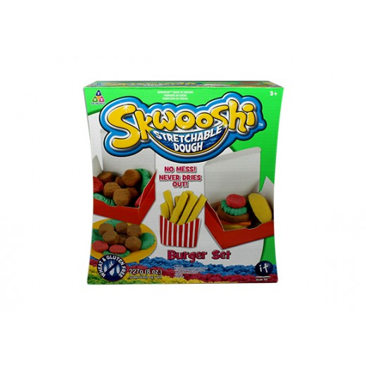 Skwooshi Burger Set
