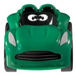 Chicco Willy Miles Stunt Car - Green