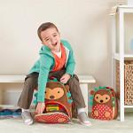حقيبة للاطفال متعددة الالوان من سكيب هوب , القنفذ