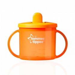 Tommee Tippee Essentials First Cup, Orange
