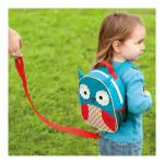 حقيبة للاطفال متعددة الالوان من سكيب هوب , بومة