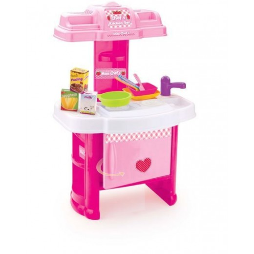 Dolu Unicorn My First Kitchen Set