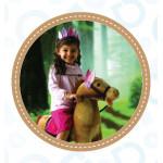إي بيبي: كرسي هزاز للأطفال على شكل الحصان