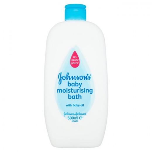 Johnson's Baby Moisturising Bath - 500ml