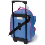 حقيبة مدرسية بعجلات بطبعة فراشة  للجنسين من سكيب هوب، متعددة الالوان