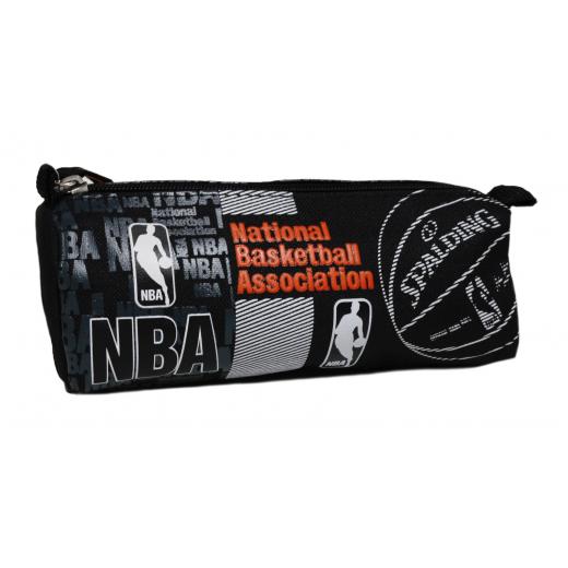 NBA Black Pencil Bag