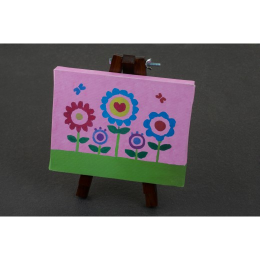Hope Shop By KHCF - Canvases - Flower Hope