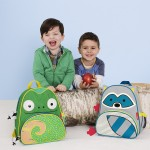 Skip Hop Zoo Little KId BackPack - Chameleon