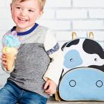 حقيبة للاطفال متعددة الالوان من سكيب هوب , بقرة