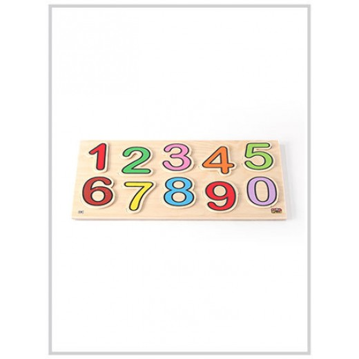 Edu Fun Number Board