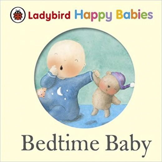 Ladybird Happy Babies Bedtime Baby