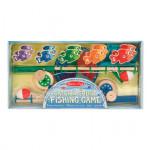 Melissa & Doug Catch & Count Magnetic Fishing Rod Set
