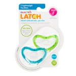 Munchkin Latch Pacifier 3+-2 Pack Blue/Green