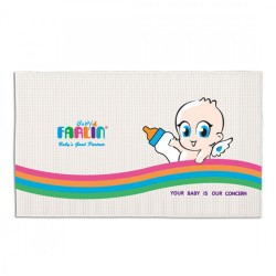 Farlin Air-Filled Rubber Cot sheet