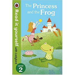 Ladybird - Princess and the Frog Level 3