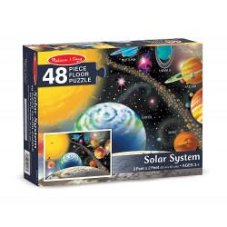Melissa & Doug Solar System Floor Puzzle (48 pcs, 2 x 3 feet)