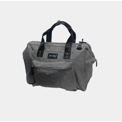Bambini Diaper Bag Ruvalino, Grey