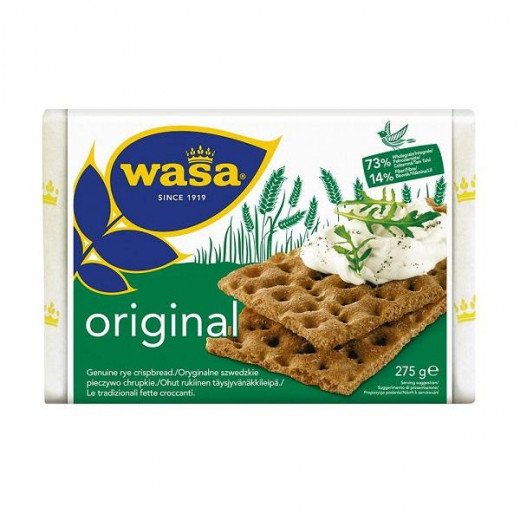 Wasa Crispbread Original (275G)