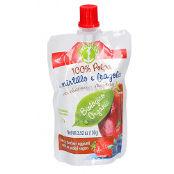 Pro Bios Organic Apple Blueberry & Strawberry Puree 100g