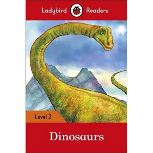 Ladybird Readers Level 2 : Dinosaurs SB