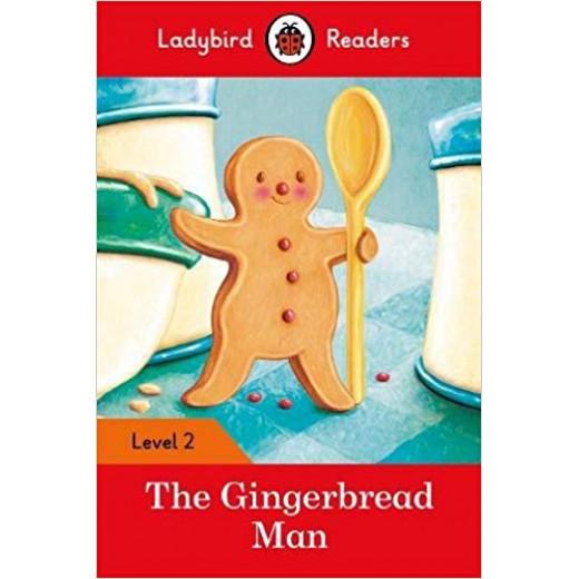 Ladybird Readers Level 2 : The Gingerbread Man SB