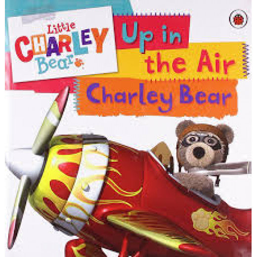 Little Charley Bear up in the Air.