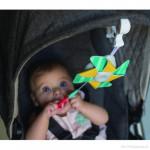 Taf Toys Stroller Toys Pram Pinwheel