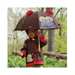 مظلة زوبريلا تنسق مع معطف واق من المطر من سكيب هوب, مونكي