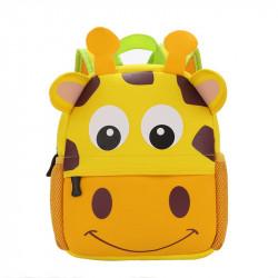 Kids School Giraffe Kindergarten Back Bag
