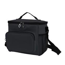 Kargou Cooler Lunch Bag Box - Black