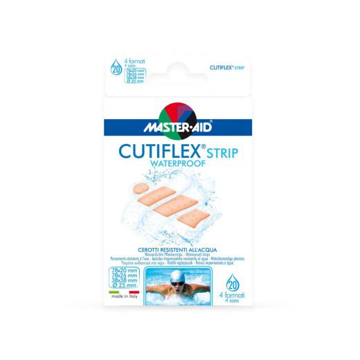 Master-Aid Cutiflex Waterproof 4 Sizes