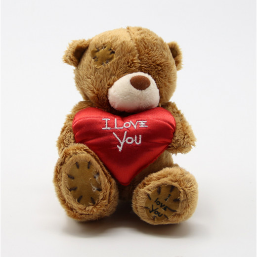 Me to You Teddy Bear (I Love You teddy), Brown