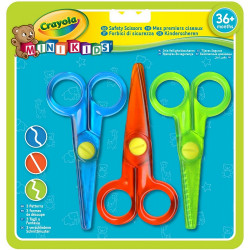 Crayola Mini Kids Scissors  1*18