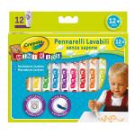 Crayola 12 Mini Kids Markers