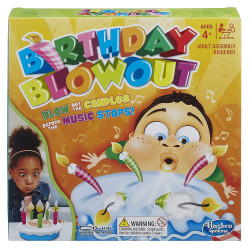 Hasbro - Birthday Blowout