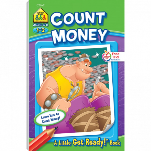 School Zone - Count Money ages 6-8 a little get ready