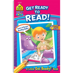 School Zone - Get Ready to Read ages 5-7