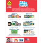 School Zone - Pictures Discovery Activity Zone Ages 5-Up