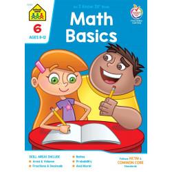 School Zone - Math Basics 6