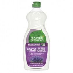 Seventh Generation Lavender Floral & Mint Liquid Dish Soap 739ml