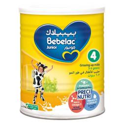 حليب النمو من بيبيلاك جونيور 4 ، 900 جم