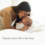 ميديلا شفاط الحليب الكهربائي سوينغ