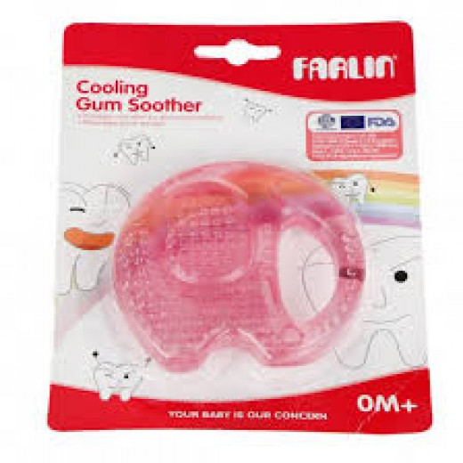 Farlin -  Water Filled Cooling Gum Soother