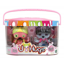 Giochi Preziosi - U-Hugs Doll Cat + Dog
