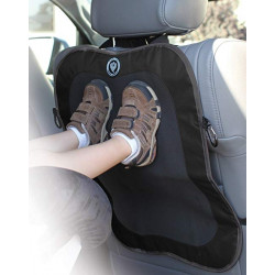 Prince Lionheart - Backseat Kick Mat, (Black)