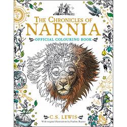 سجلات نارنيا كتاب تلوين غلاف عادي