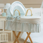 Funna Moses Basket Prince - Blue