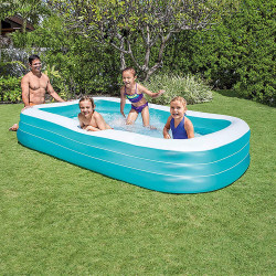 Intex Swim Center Family Pool, 305 x 183 x 56 cm