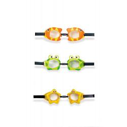 Intex - Fun Goggles, Ages 3-8, 3 Styles Assortment