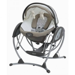 Graco Soothing System Glider, Finland